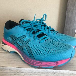 New ASICS Gel Kayano 25.